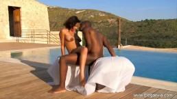 Erotic Couples Exploring Love