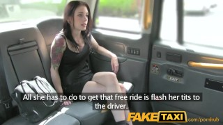 Preview 1 of FakeTaxi American lady gets deep arse fucked