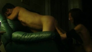 Rock on Strapon  kink petite pegging his ass adult toys femdom strapon pegging homemade strapon femdom amateur