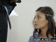 BLACKED First Interracial Rich Arab Girl Jade Jantzen