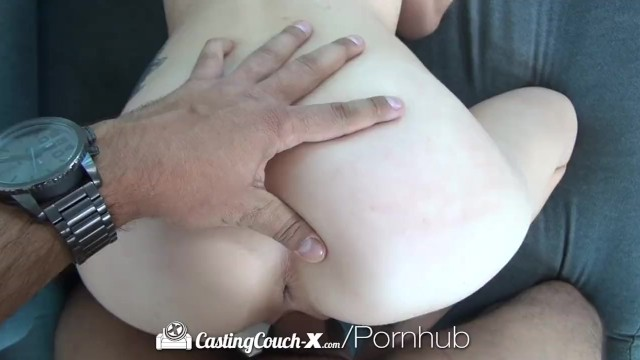 CastingCouch-X – Little Dakota Skyes first audition for porn