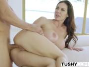 TUSHY - Kendra Lust, первый анал!