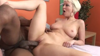 Bi Cum EATING Cuckold big cock bbc 3some cum eating cuckold bisexual big ass blowjob blonde cock sucking cumshot threesome doggy style rimimign natural tits oral fetish big dick