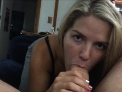 Little College Blonde Owned By Huge Cock