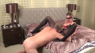Real Amateur Hardcore Sex and Facefuck Scene in Hotel Room