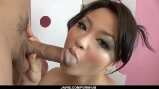 Dirty porn play with big tits milf Yuu Haruka  cock sucking oiled body hardcore action dick riding pussy creampies tit fuck tit squeezing creamed pussy tits hairy pussy javhd busty