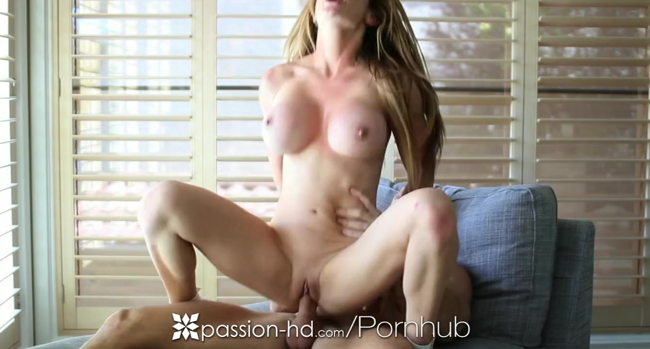 Passionhd blonde bombshell corinne blake is fucked by her man