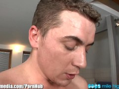 Tiny Teen Analed by 2 Older Guys