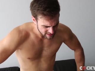 XXX porn - estel-two: Caleb King & Gabriel Clark Flip-Fuck