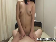 Yuka Imai - Hairy Pussy Pissing JAV Mom Fucked And Creampied