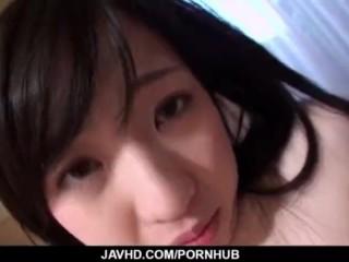Sweet POV porn scenes along superb Ichigo