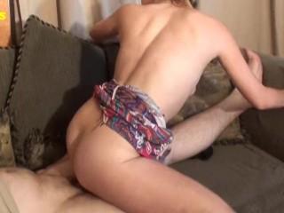 Brittney Cruise first anal scene.