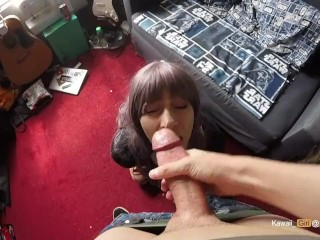 Quick Fuck And Facial