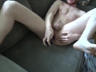 Fucking My Ass To Climax For Megan