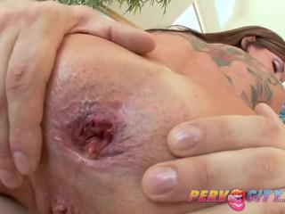 PervCity Alyiah Stone Ass Fucking MOM