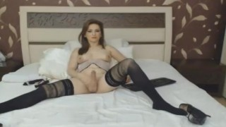 Extremely Hot Shemale Babe - BigTitsPornVids