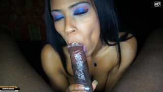 Preview 4 of BEST HEAD EVER!!!! SUPER SLOPPY HEAD, GAG & DEEPTHROAT --- ORALQUEENS.COM