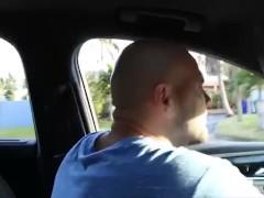Huge Tit BBW Latina Julia Sands Fucks Stranger