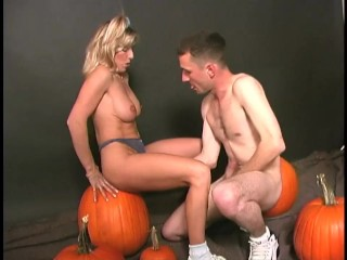 Happy Horny Halloween - An Explicit Behind-The-Scenes Video