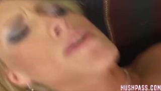 Cassie goes from a Rockstar to a slutty Cockstar!!