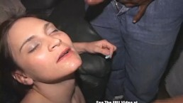 MILF Pleases Big Black Dicks a