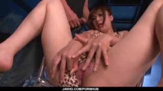 Staggering toy porn scenes with Mami Yuuki mom masturbate squirting mother vibrator bikini public pov javhd small boobs poolside hot-milf adult toys