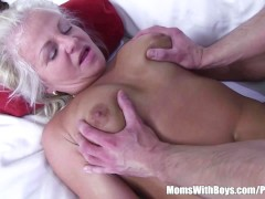 Stepmom Bribes Stepson with Sex to Keep a Secret