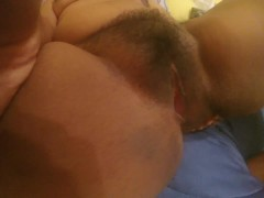 Young Indian With Big Ass Masturbating