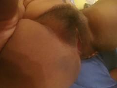 Young Indian With Big Ass Masturbating
