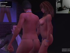 Gameplay - Gta sexy strip bitches