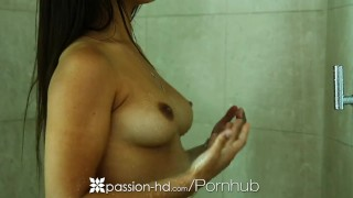 Passion-HD - Sexy Jynx Maze loves taking dick and toys up her ass