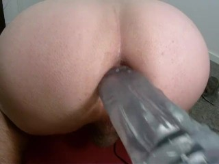 Nice ass fuck by sex machines #1
