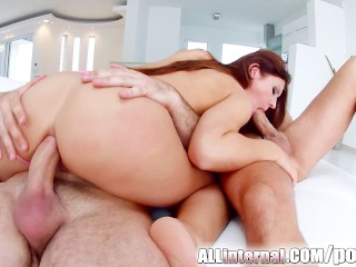 Allinternal christen courtney gets a messy deep anal - 2 part 4