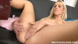 Blonde fucking her blonde girl