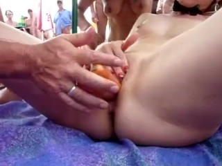 play on a public beach by naomi1