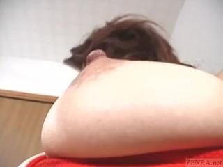 Image Subtítulos tetona infiel esposa Japonesa, subido de tono BDSM juego