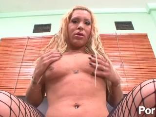 1298 Liz Cums In Heels - Scene 1