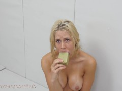 Painal School - Big-Ass Blond Gets it Rough