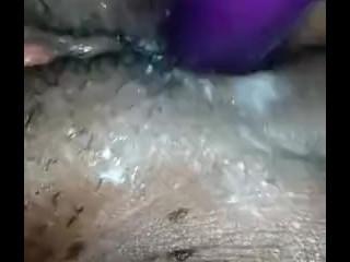 I love a creamy squirt