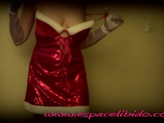 Kmille, le costume sexy de noël by ChiliRose