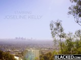 BLACKED Sorority Girl Joseline Kelly First Interracial