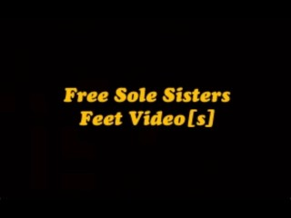 Welcome To Sole Sisters Productions -Ebony Foot Fetish Documentary