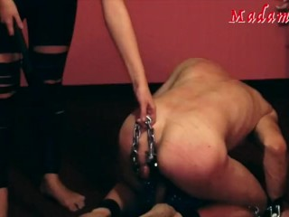 My new slave part 1