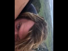 Kauai Muddy Mountain Mandy Birkin Solo Heath Sledger Eats Her Pussy