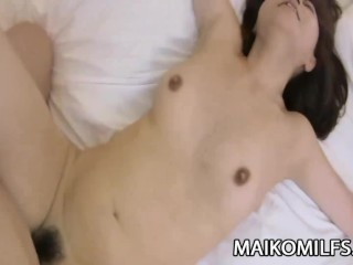 Norie Takahata - Sexy JAV Mom Hammered And Creamed