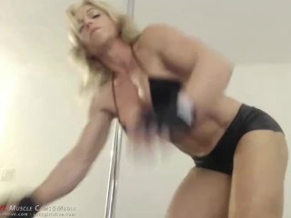 FBB MuscleGoddess at JockGirlsLive