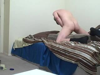 horny toy fuck-prt1