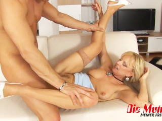 Mom and the hard cock