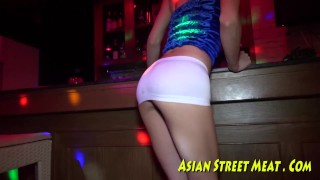 Pool Hall Princess Poked Up Poop Tube  assfuck bangkok thai teen asshole pattaya deep asian amateur girlfriend prostitute slut anal small-tits hotel
