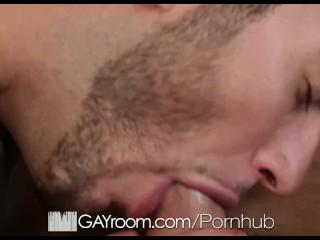 GayRoom - Hot Threesome with Alex, Tex and Austin